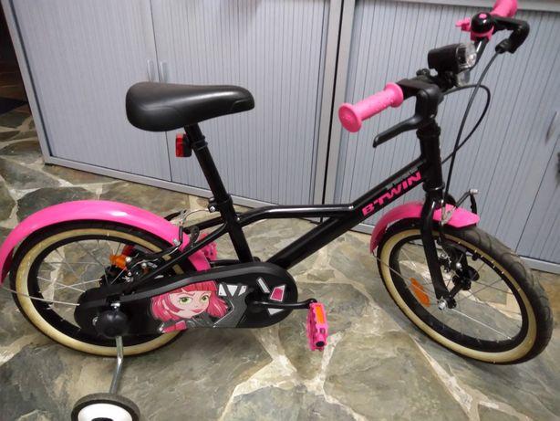 Bicicleta de criança roda 16''