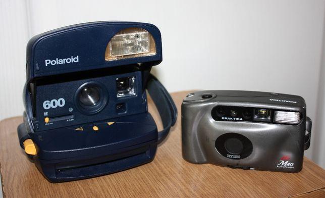 Aparat fotograficzny Polaroid 600 + aparat Prakitca gratis :)
