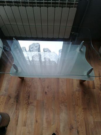 Sprzedam ławę szklaną stolik szklany