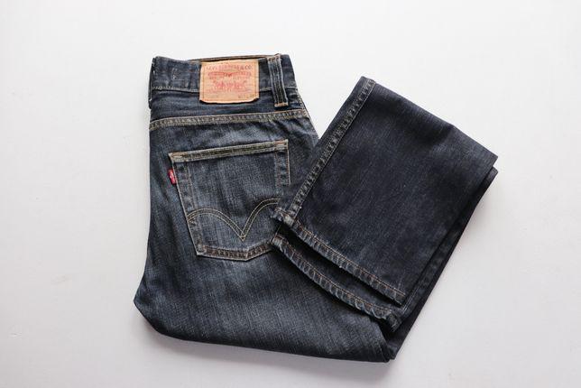 Spodnie męskie jeansy Levis 506 W31 L32. Stan idealny. Levi's