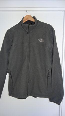 Bluza kurtka polar The North Face windstopper jak nowa,rozmiar M/L