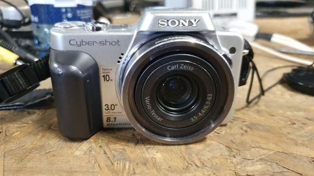 Aparat fotograficzny cyfrowy Sony
