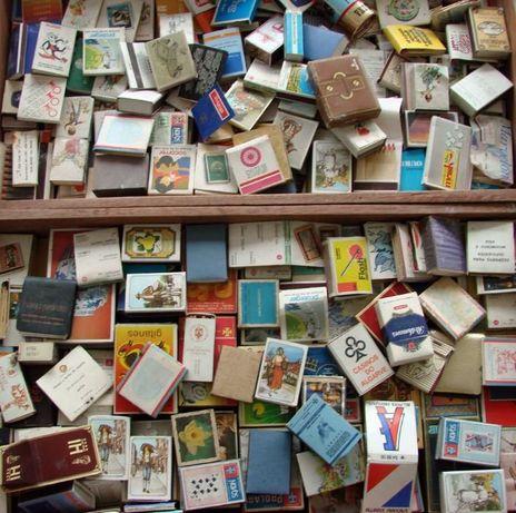 Colecção RARA 30 ANOS (1970, 80, 90) Caixas de Fósforos