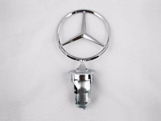 Estrela do Capot Mercedes NOVA