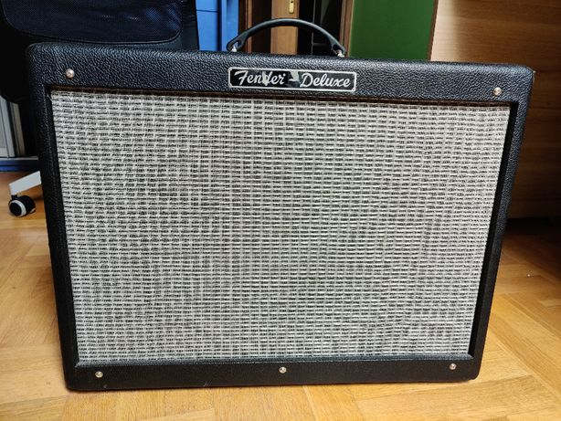 Fender Hot Rod Deluxe combo lampowy wzmacniacz gitarowy
