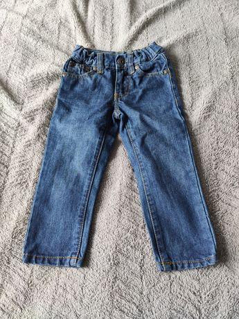 Spodnie 92 cubus jeansy