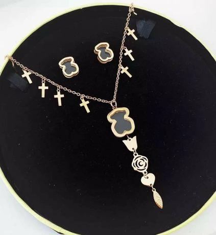 Zestaw biżuterii Tous