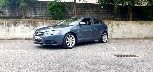 Audi A3 1.9 Tdi Sline