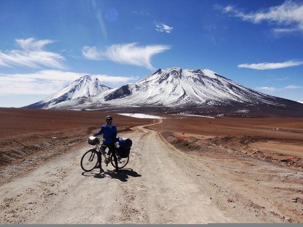 85 GB zdjęć i filmów HD z 9 wypraw rowerowych-RÓŻNE KONTYNENTY