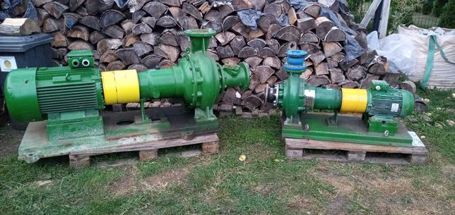 Pompa Białogon Rx 150 przemyslowa do brudnej wody