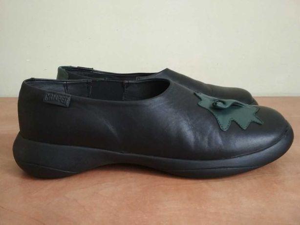 Кожаные туфли лоферы Camper р.39 Оригинал!
