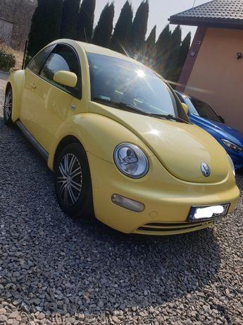 Vw New Beetle  ( Gadbusek) 2.0 benzyna. W dobrym stanie