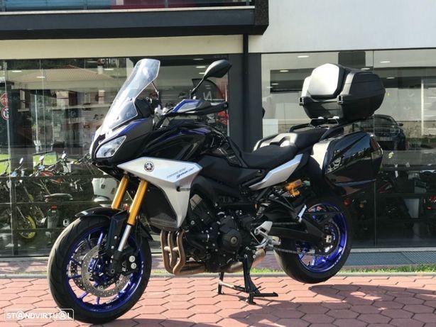 Yamaha Tracer 900 GT Ohlins/Akrapovic