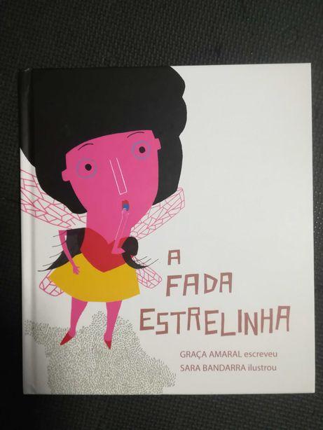 Livro Infantil A Fada Estrelinha