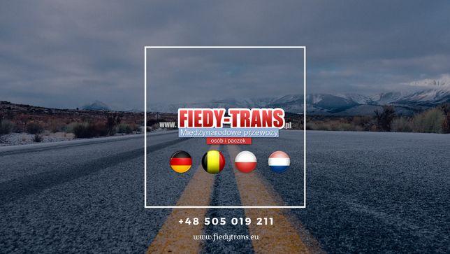 Busy do Niemiec Wronki, Luksemburg, przewozy osób i paczek do Belgii