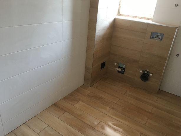 Remonty łazienek - kompleksowo , meble , zabudowy