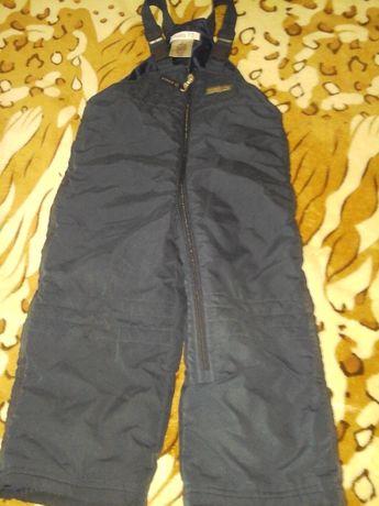Комбінезон, штани зимові (92 ріст).