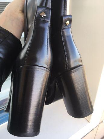 Kate Spade брендовые итальянские сапоги