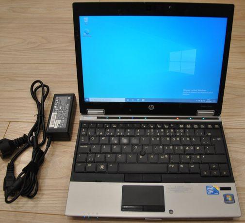 HP Elitebook 12'' i7/120SSD/6GB/bat.1h