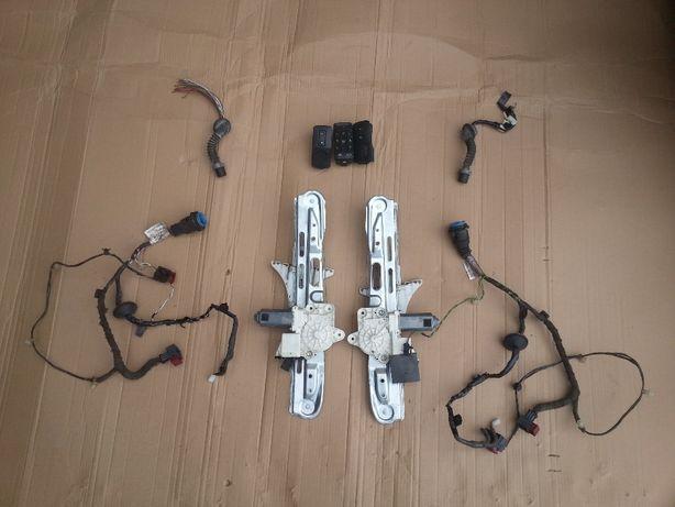 mechanizm szyby elektrycznej lewy prawy tył włącznik vectra c kombi