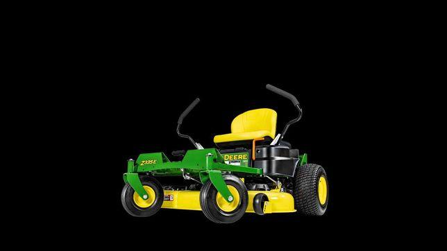 kosiarka samojezdna traktorek zero-skręt zero-turn John Deere Z335E