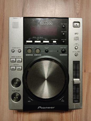 PIONEER CDJ 200 najtaniej w sieci Djm