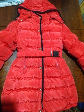 Зимнее пальто в идеальном состоянии