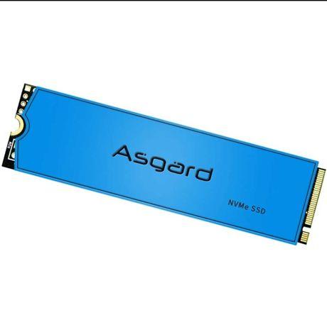 ssd M.2 PCIe NVME 1 ТБ тип tlc, с радиатором охлаждения