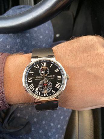 Часы Ulysse Nardin Marine Chronometer 43mm