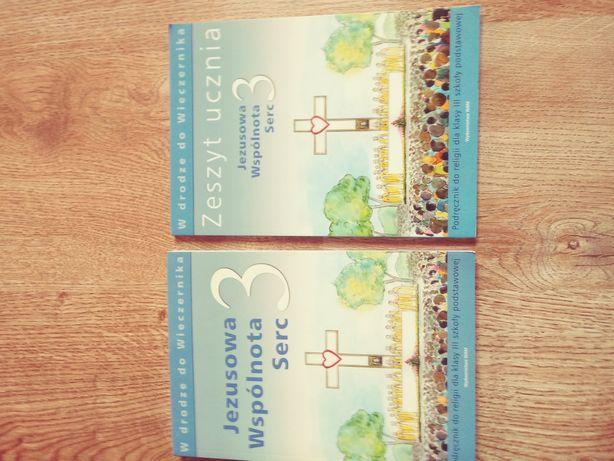 Książka+zeszyt ćwiczeń kl.3 s.p