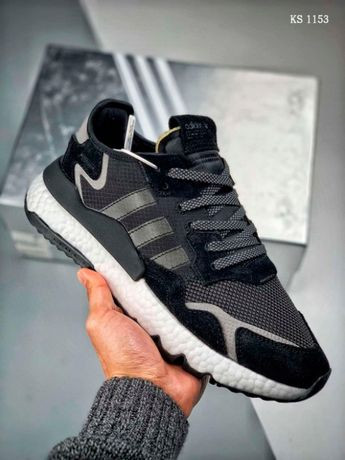 Кроссовки мужские Adidas Nite Jogger! Артикул: KS 1153
