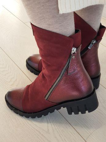 Ботинки женские зима 38,40 р 1250 грн