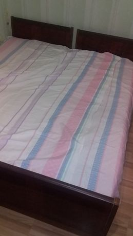 Кровать 2 половинки