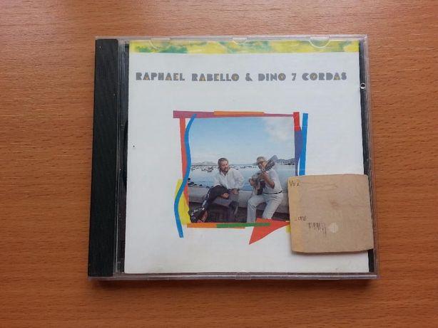 Raphael Rabello & Dino 7 Cordas CD