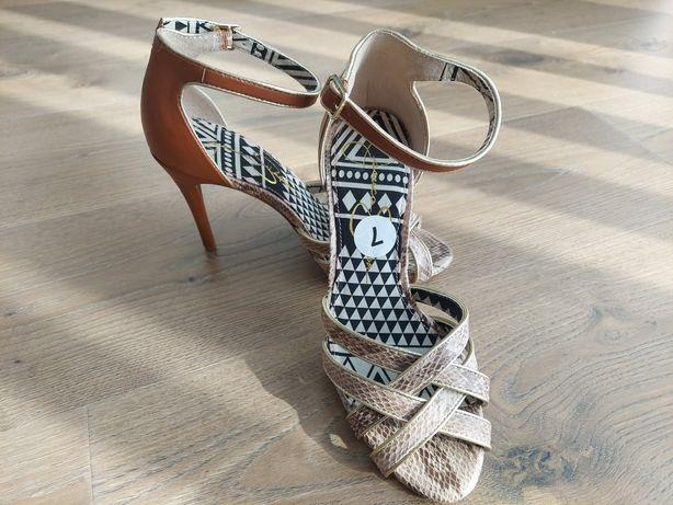Sandały Jessica Simpson r.37 nowe