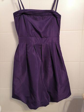 Sukienka roz s, ale może byc też na dziewczynkę 158cm