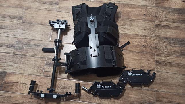 Fx-Cam/ Arm & vest + steadycam