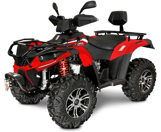 linhai 500 4x4 AR T3B  homologacja traktor fabrycznie nowy 2021 rok