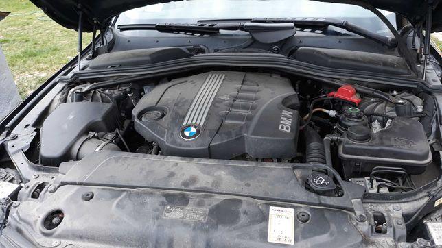 BMW E61 520d kolor czarny