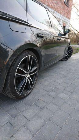 Kola alufelgi 19 cali Seat Leon III Cupra FR 5F Pirelli Golf VII S3 A3