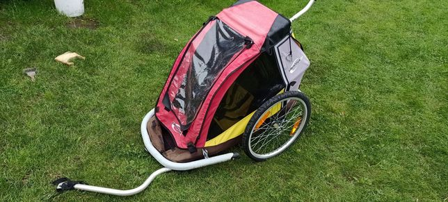 Przyczepka rowerowa Croozer