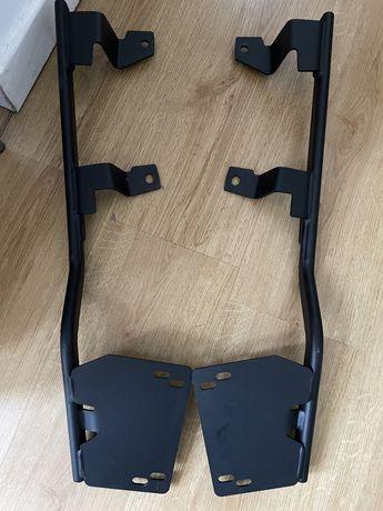 Vendo suporte para top case da Shad( scooter C400 GT BMW)