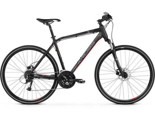 Rower Crossowy Kross EVADO 5.0 # Hamulce Tarczowe Hydrauliczne #