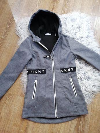 DKNY kurteczka NOWA softshell 140-146