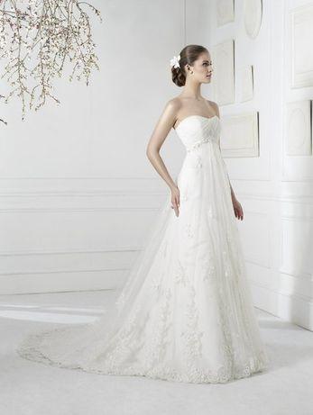 Испанское свадебное платье Fara Sposa