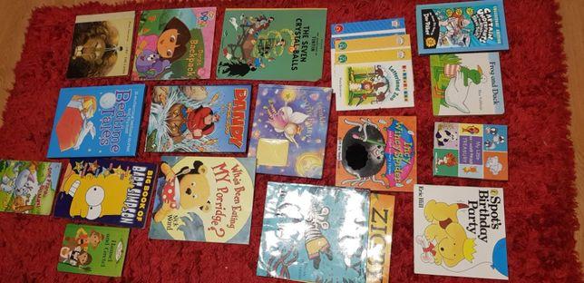 Bajki i książki w języku angielskim