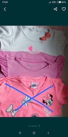 Bluzeczka H&M, 5 10 15, tom tailor