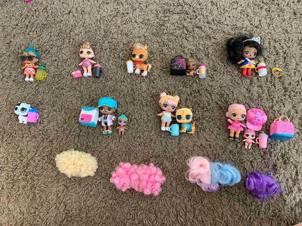 Куклы L.O.L редкие