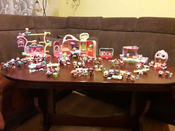 pet shop  zabawki