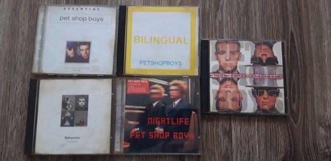 Plyty CD -Pet Shop Boys